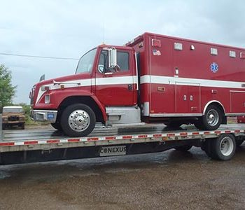 Baizer Kolar P.C. Donates Ambulance to Mexican Village.