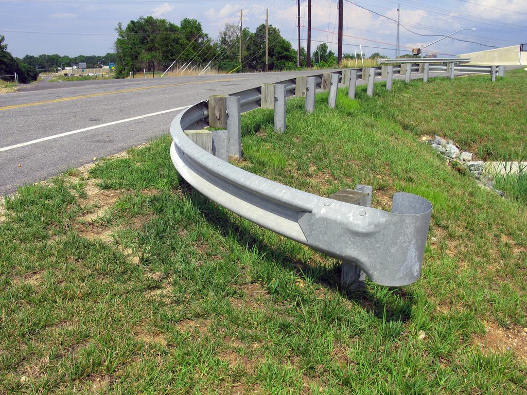 Nationwide guardrail maker found cutting corners baizer